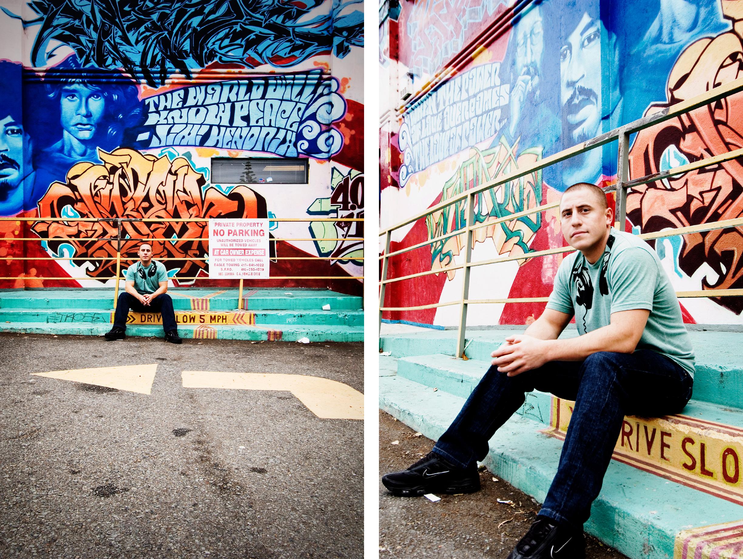 DJ Portraits