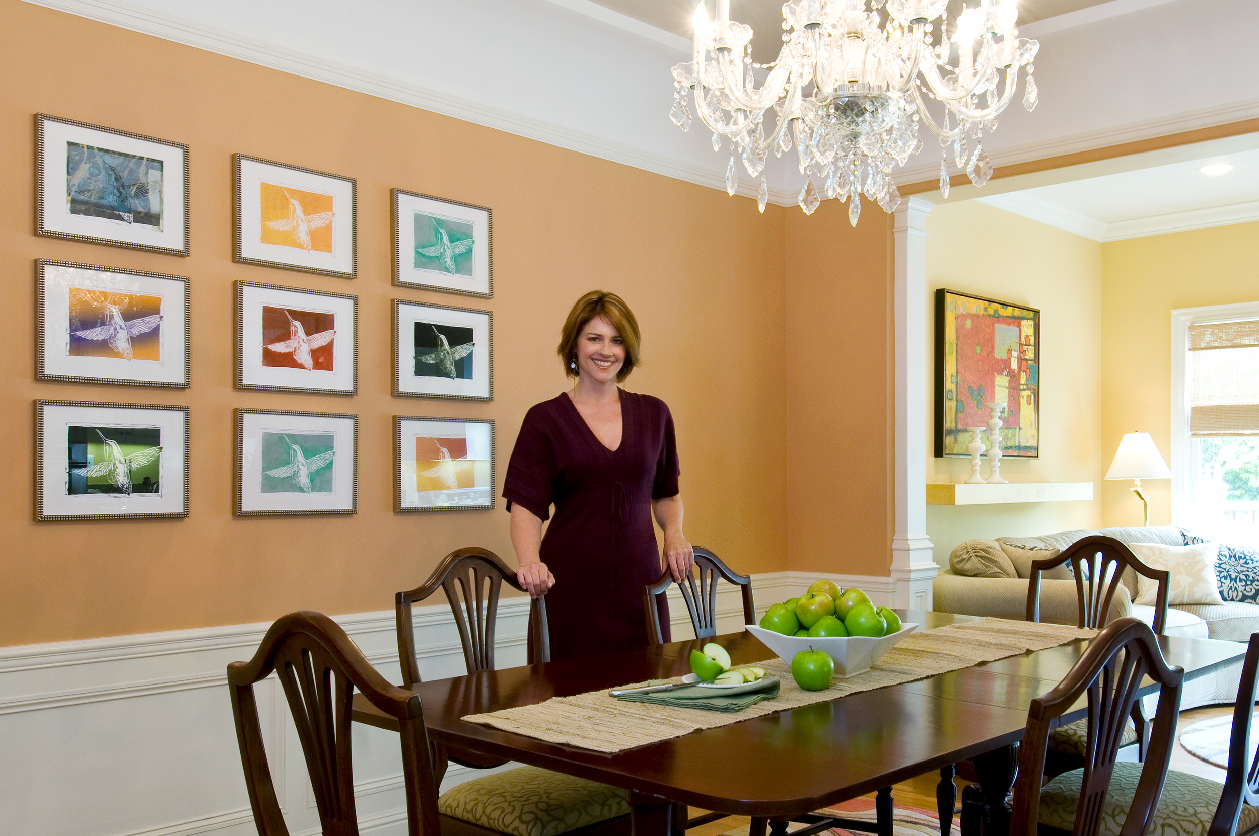 Shannon Kaye Portrait for Sherwin Williams