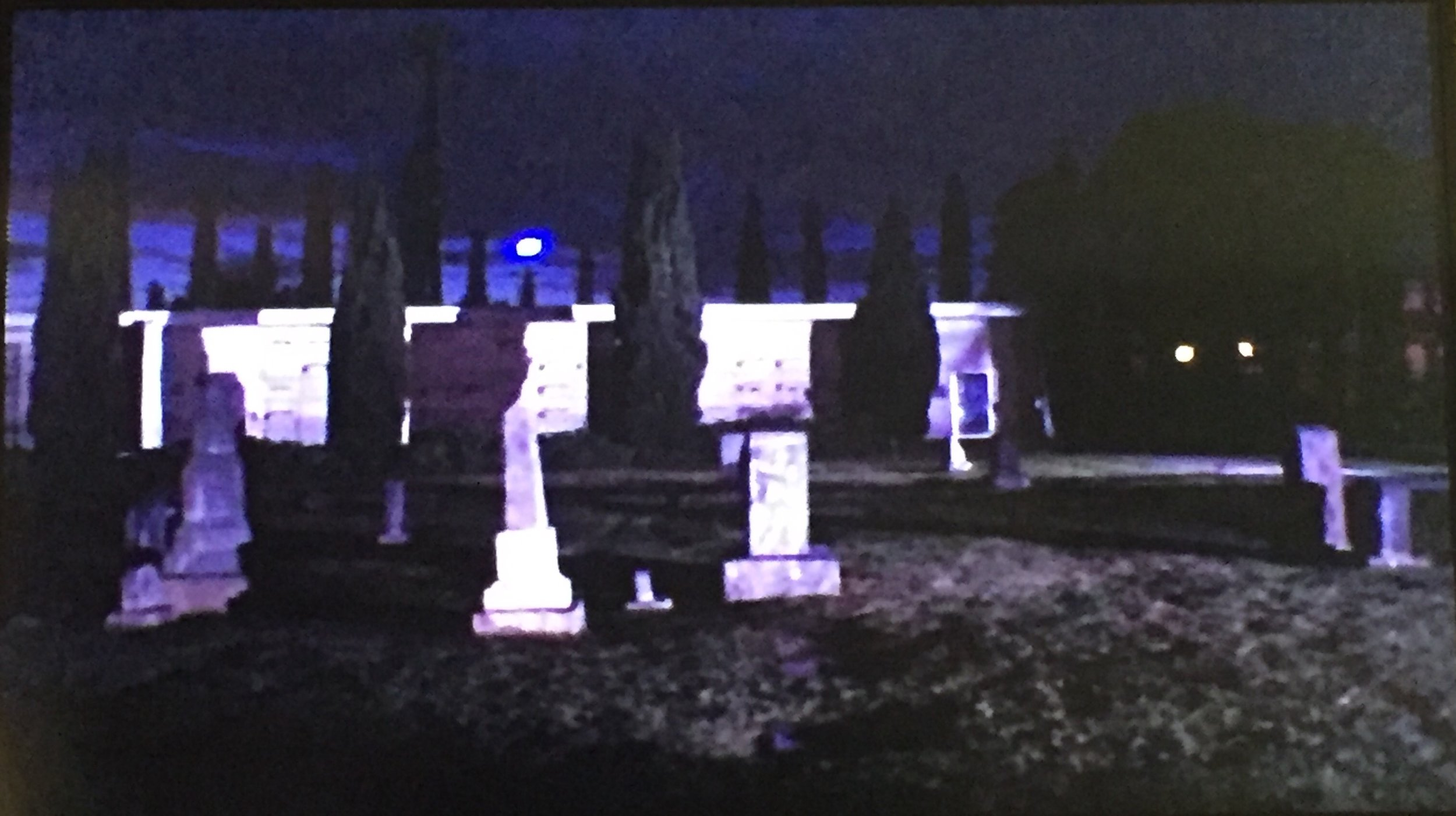 Jankiest cemetery.