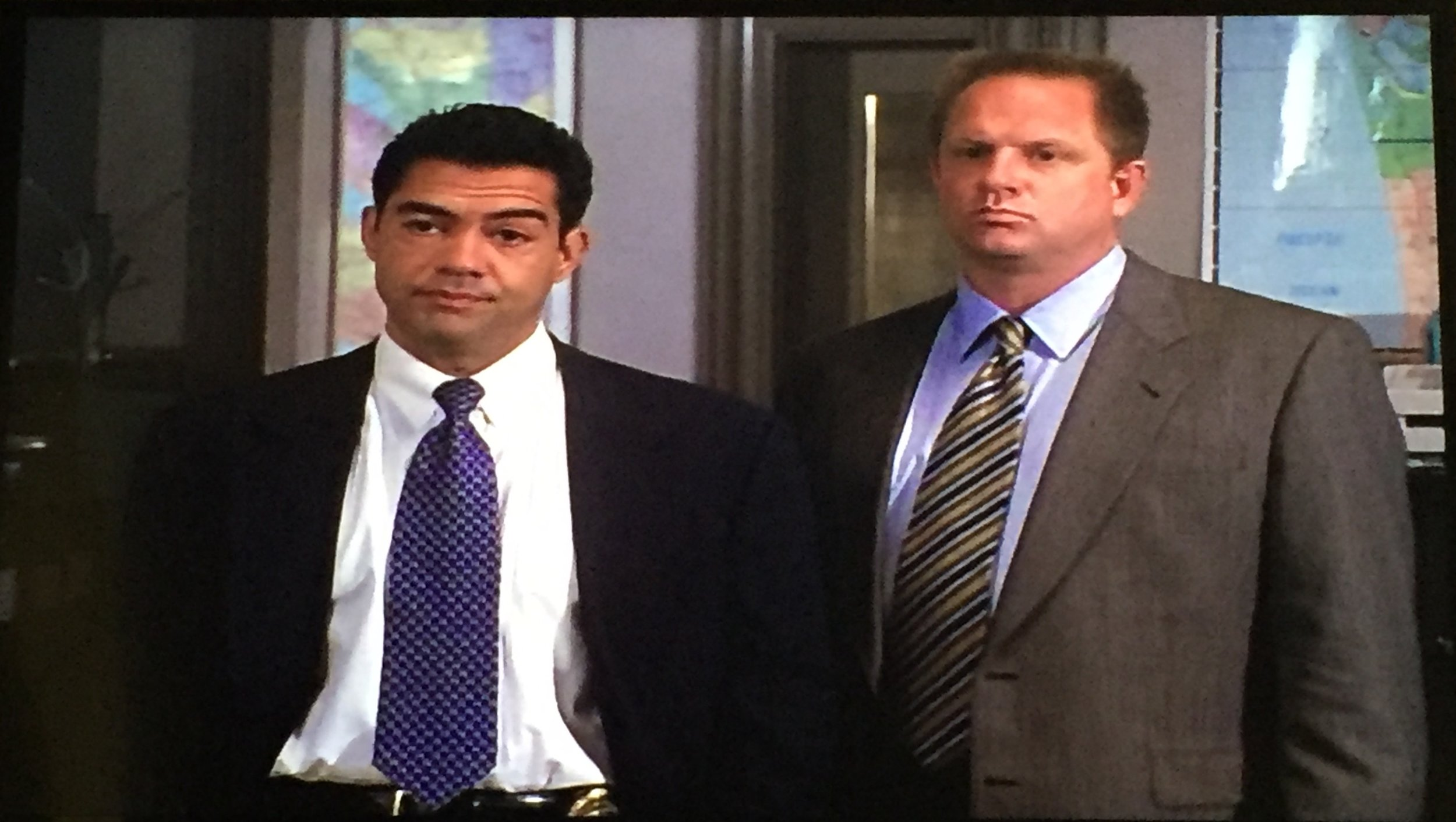 Rodriguez and Anderson, Internal Affairs.