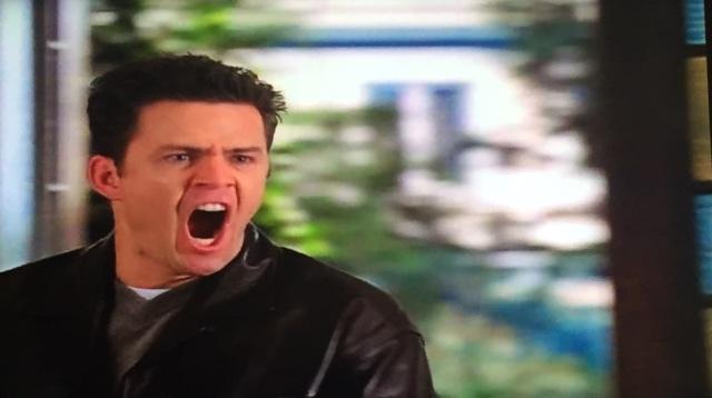 """...yells """"NO!!!"""" at Rodriguez..."""