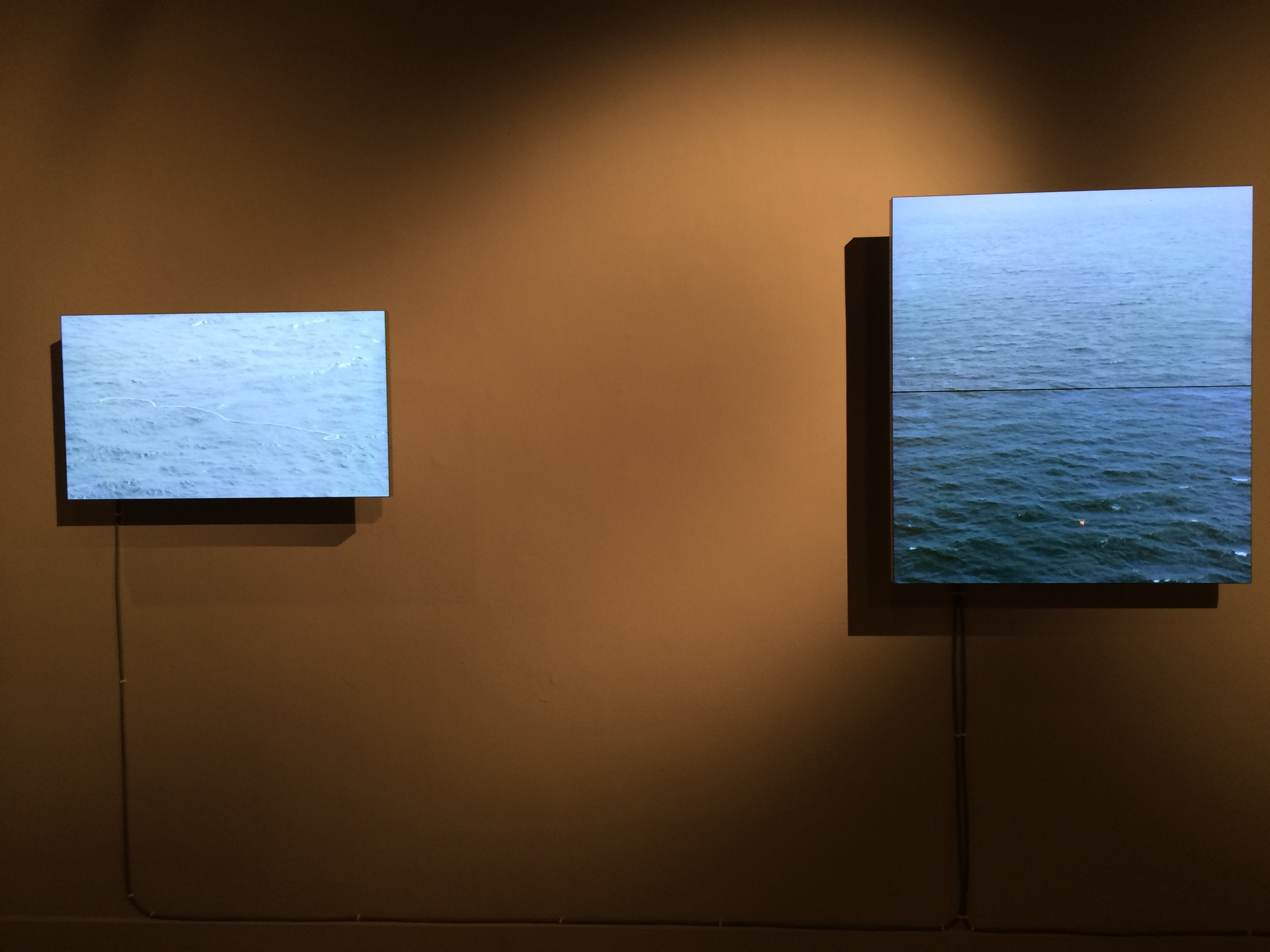 Sea state: Drift (Stay Still Now to Move) at the National Visual Arts Gallery Malaysia