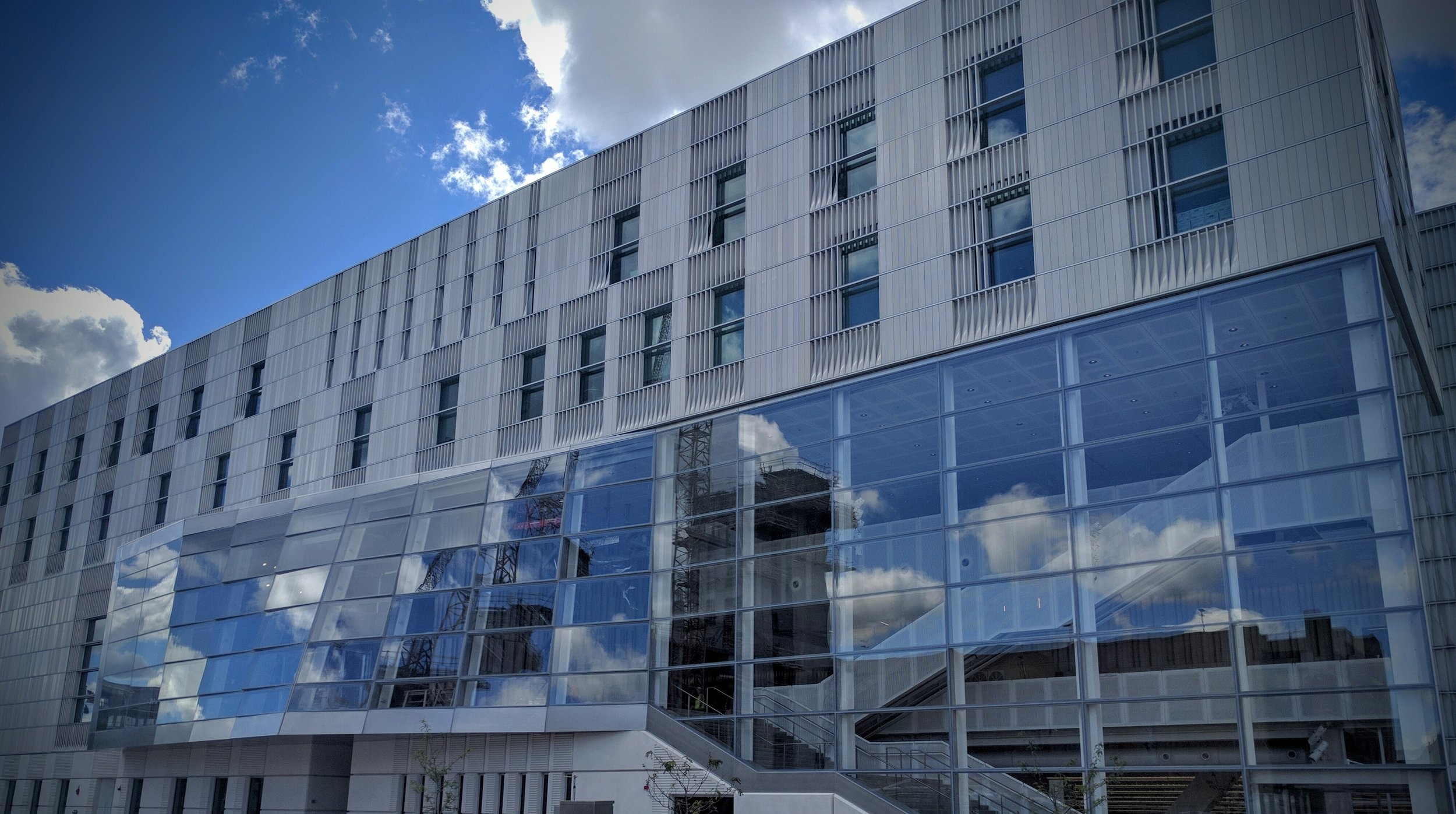 Voxman School of Music  Building