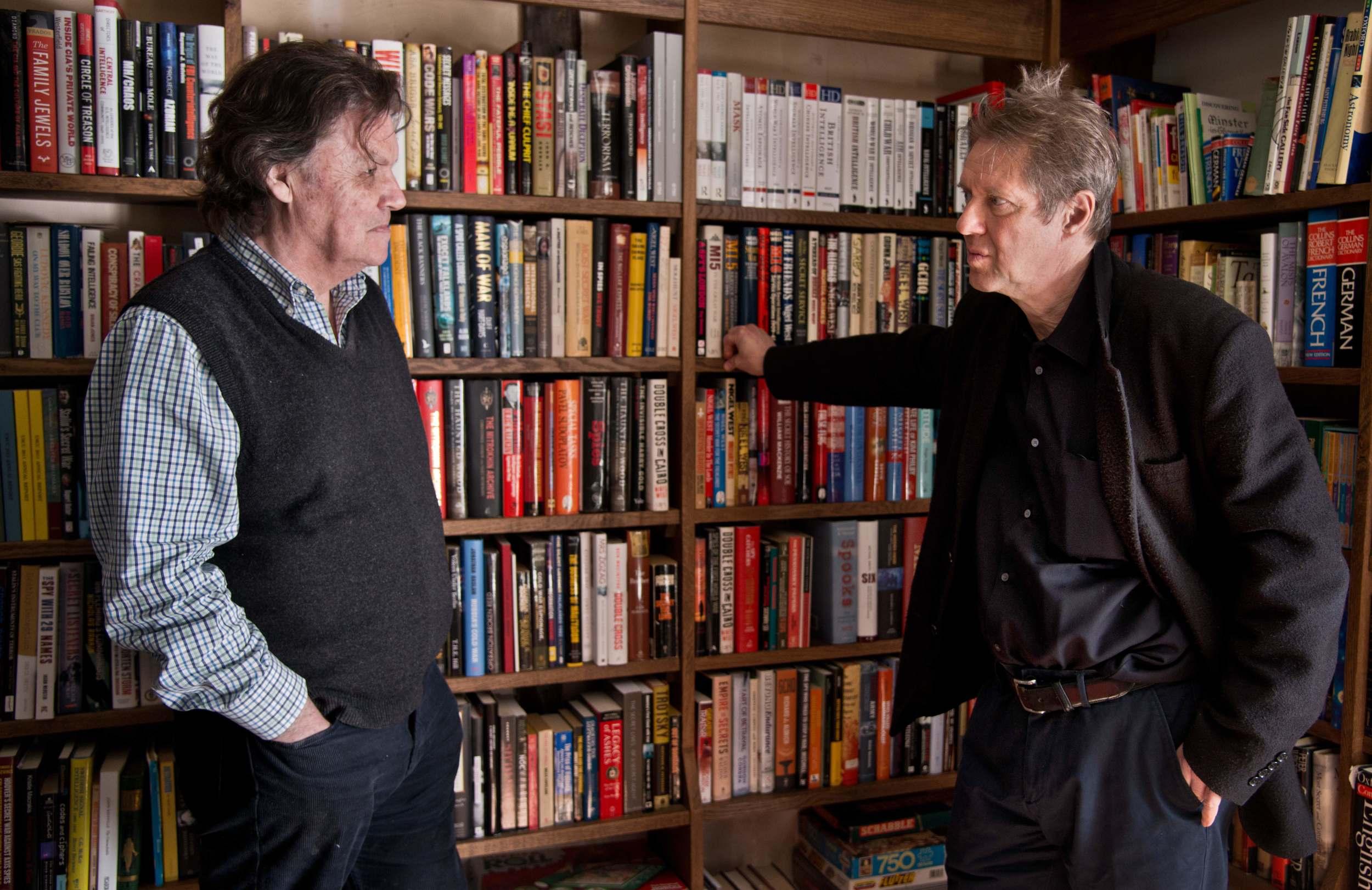 PSJ  & Nigel West, ©Jerzy Palacz.jpg