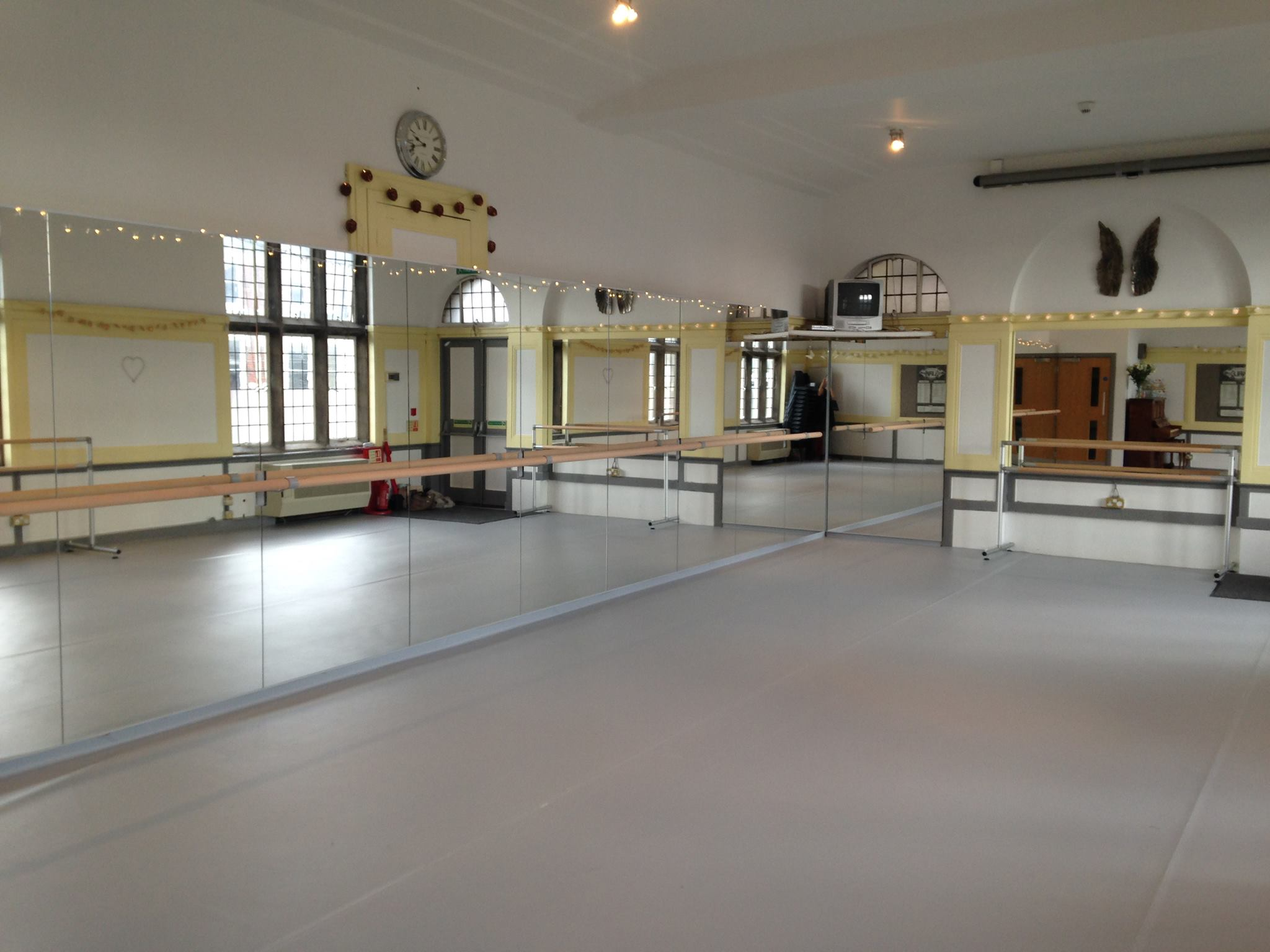 Inspire Ballet & Dance Studio, Balham Baptist Church