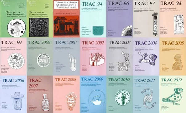 All the Open Access TRAC publications, taken from trac.org.uk