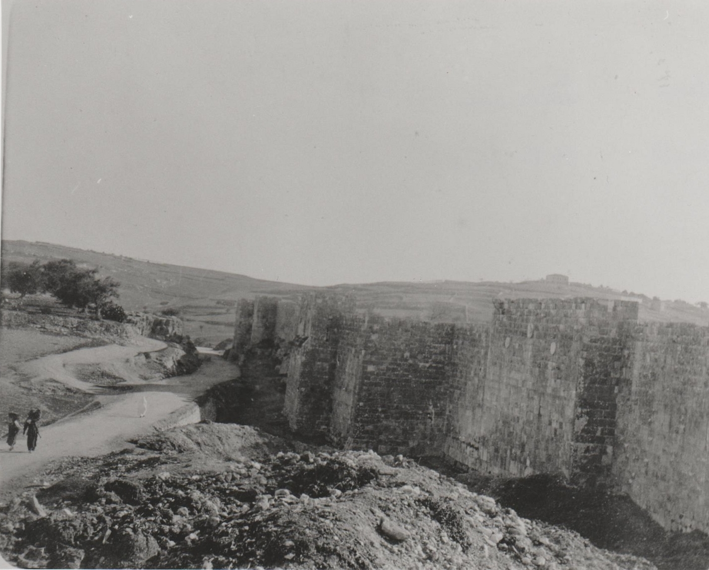 Gertrude Bell Photographic Project (Palestine)