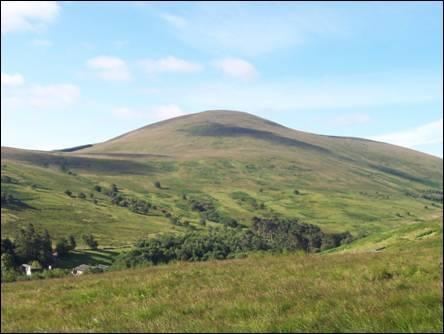 The Cheviots, Northumberland