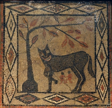I could easily write 1,200 words on this wonderment of Roman Britain alone. Actually, that's not a bad idea ... coming soon ...  Photo credit: Leeds City Museum
