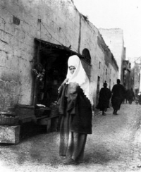 Gertrude Bell's Christmas in Bethlehem, 1899 - 'It [Bethlehem] was politics etched into the stones of a built landscape; it was 'tribal'; it was staring Bell in the face. It was a unique and special Christmas at an extraordinary time in history - and it shaped Gertrude Bell.'