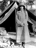 Gertrude Bell (Credit: Getrude Bell Archive, Newcastle University)