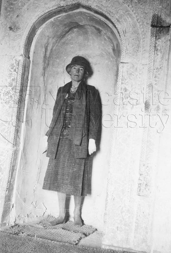 Gertrude Bell's WW1 - Beginnings - Between visits to the Middle East, Gertrude Bell's experience of war work in the south of England and in France was brief, but formative. It began just a few months after the outbreak of the Great War in the summer of 1914. It's an intriguing story … and we have her letters