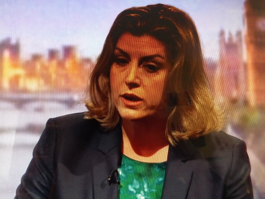 Penny Mordaunt - Erm, What Was The Question?