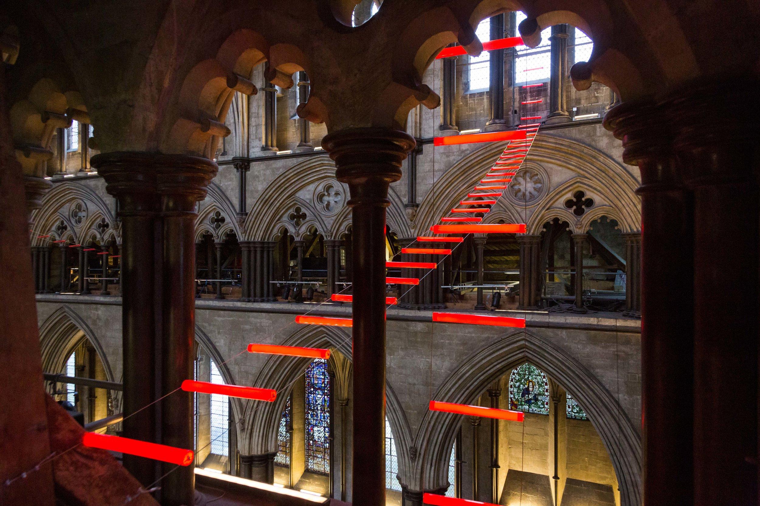 Ladders detail.