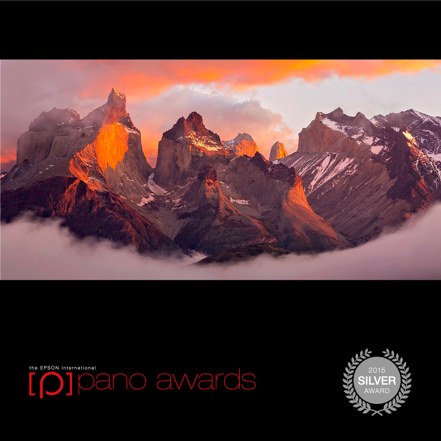 2015 the EPSON International Pano Awards. Silver Top 20 Amateur