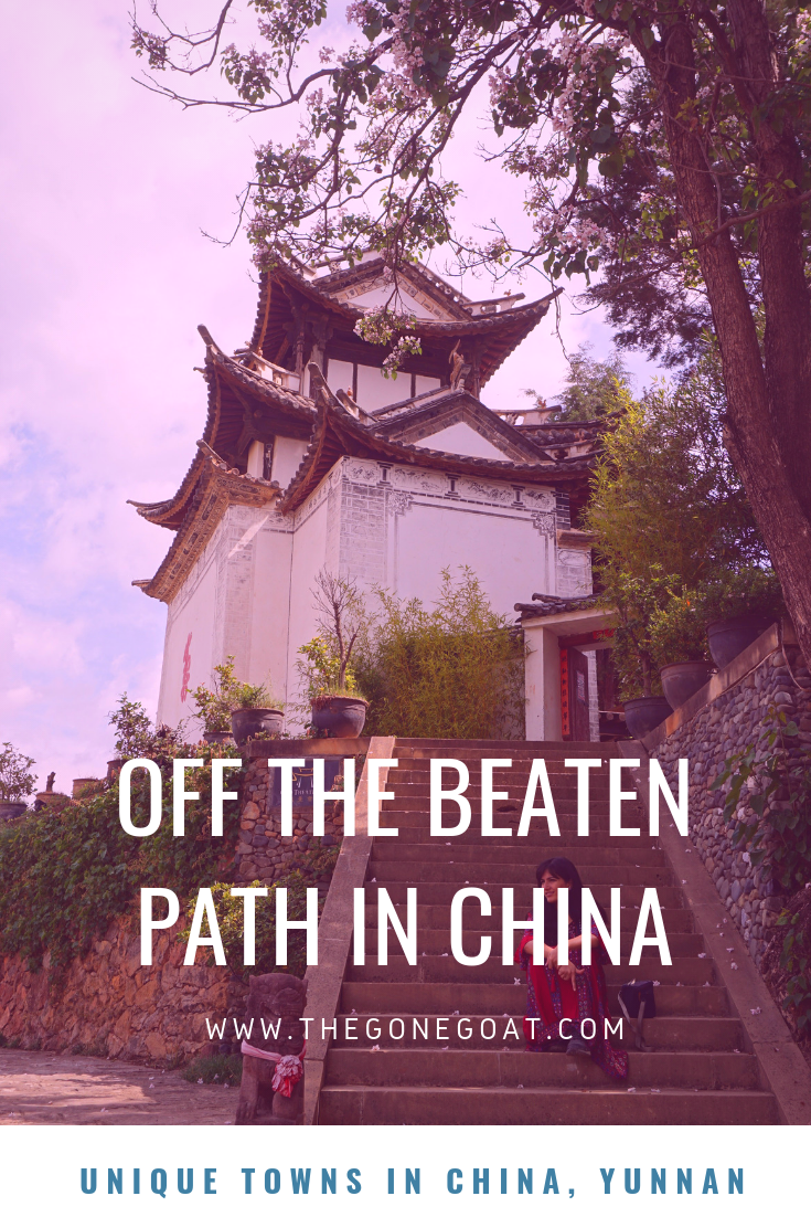 Backpacking through the Off the Beaten Path in China's Southwestern side, Yunnan province to explore the back-country roads, understand the underrepresented ethnic minorities that lie on the fringes.