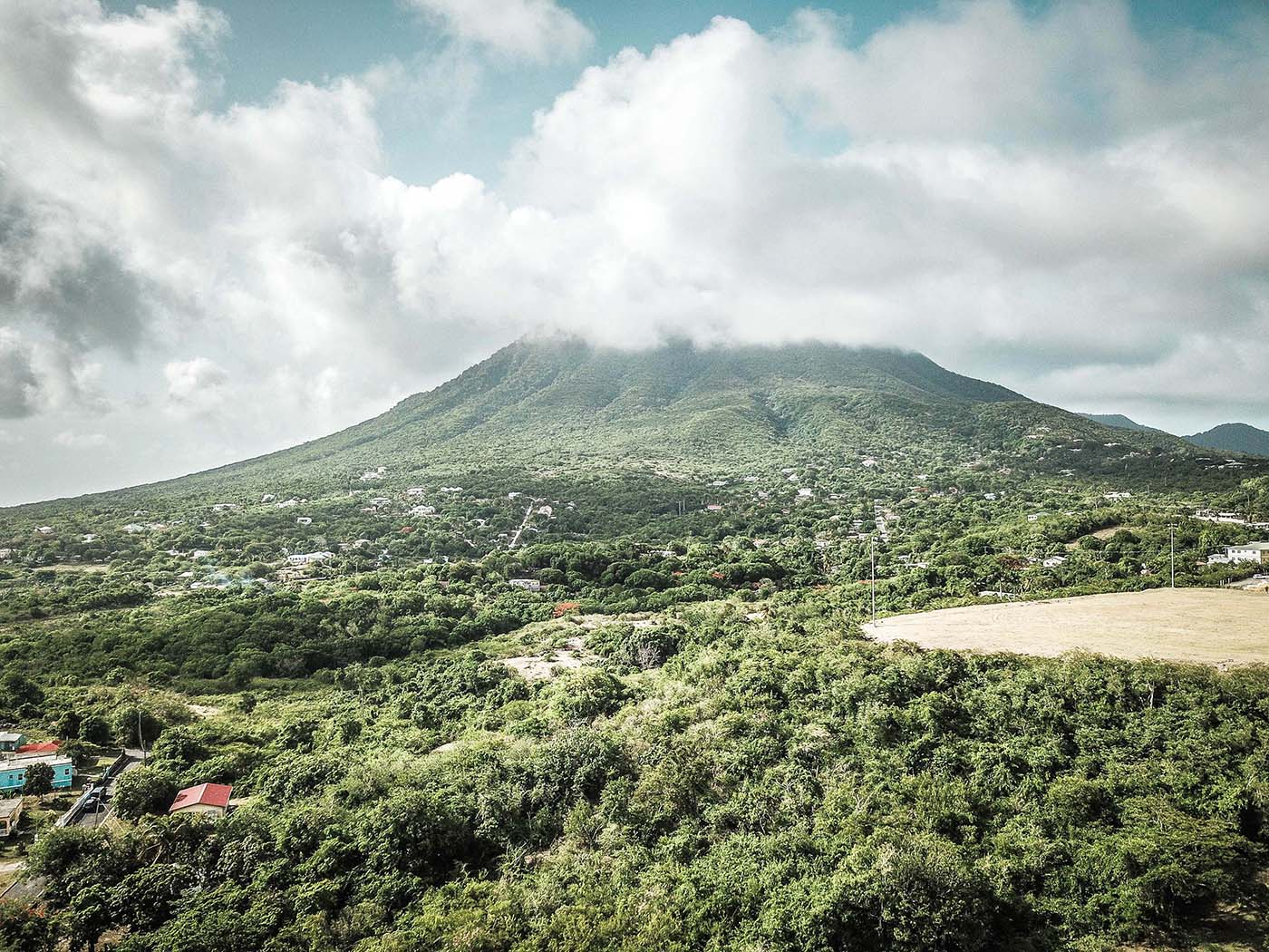 Soak up the hot sun in Nevis, the Caribbean, an usual holiday destination. PC: Julianna barnaby
