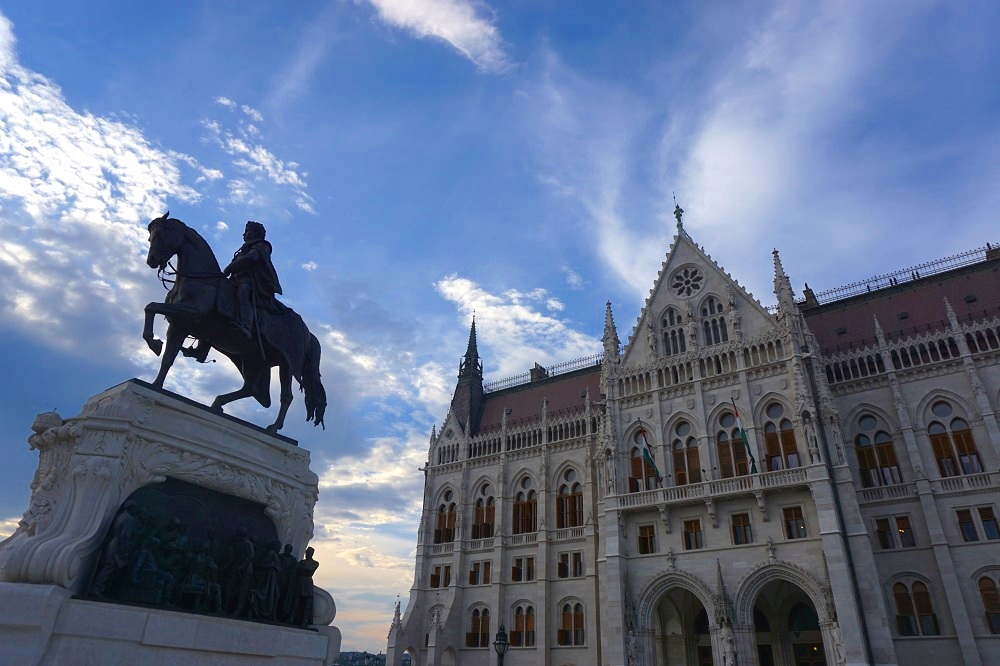 You'll spot the Buda's Castle, Parlianment Building and Fisherman's Bastion when you take a walk along the Danube.