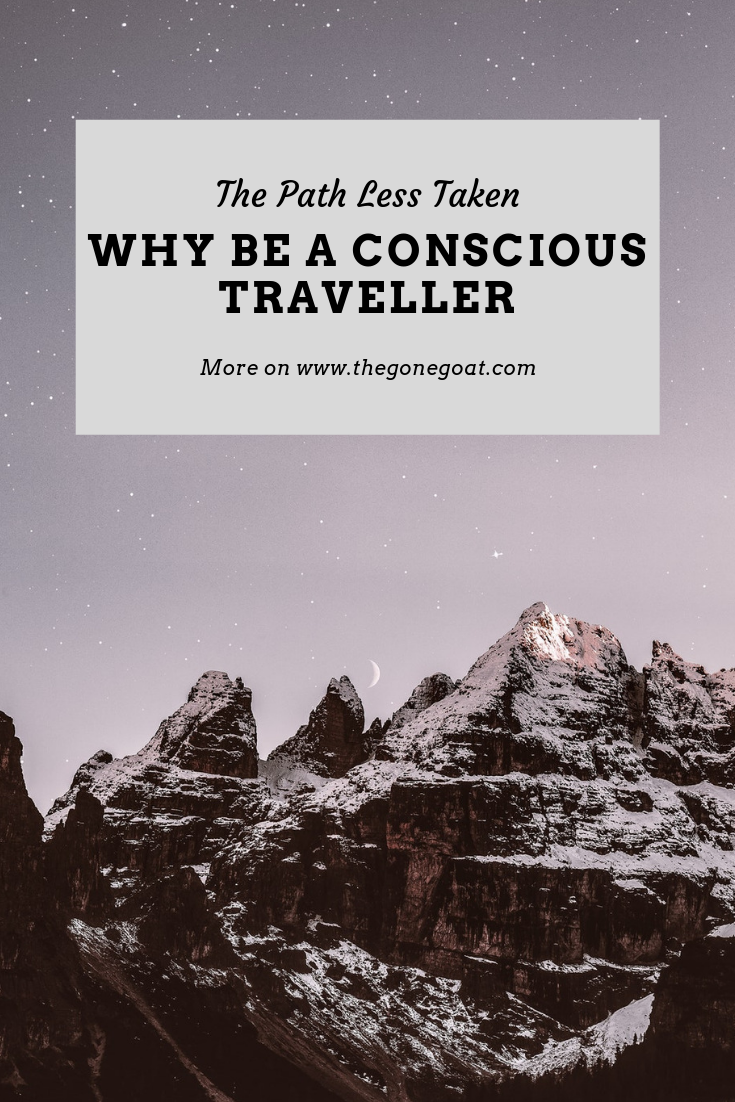 In this insta-cool age, how do we go about in bringing change? Are we in for escapist thrills? Or do we take a step further to recognise nature as creatures like ourselves? #ResponsibleTravelling #CommunityBasedTourism #SustainableDestinations #EcoTravel #Travel #Outdoors #TravelDestinations #Nature