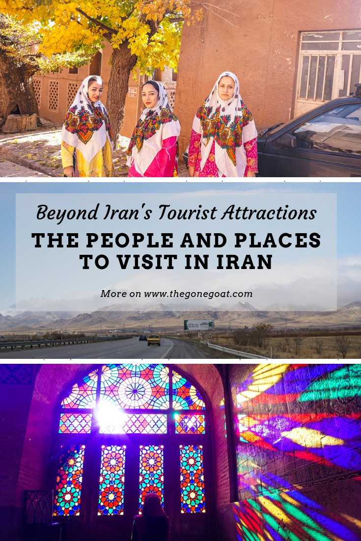 On a trip to Iran couple of years ago, I experienced first hand the beautiful hospitality of Iran beyond its tourist attractions. The places to visit in Iran were often overshadowed by the friendly conversations with people. Here's a photo-journey depicting the people I met and that landscapes I experienced. #Iran #TravelDestinations #SoloDestinations #Travel #OffTheBeatenPathTravel #UniqueDestinations