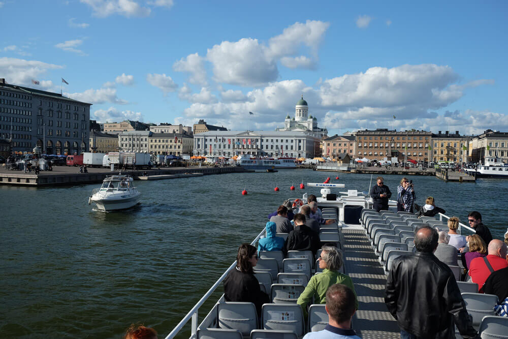 Helsinki's attractions are quirky and understated, and often a wonderful place to visit in summer.