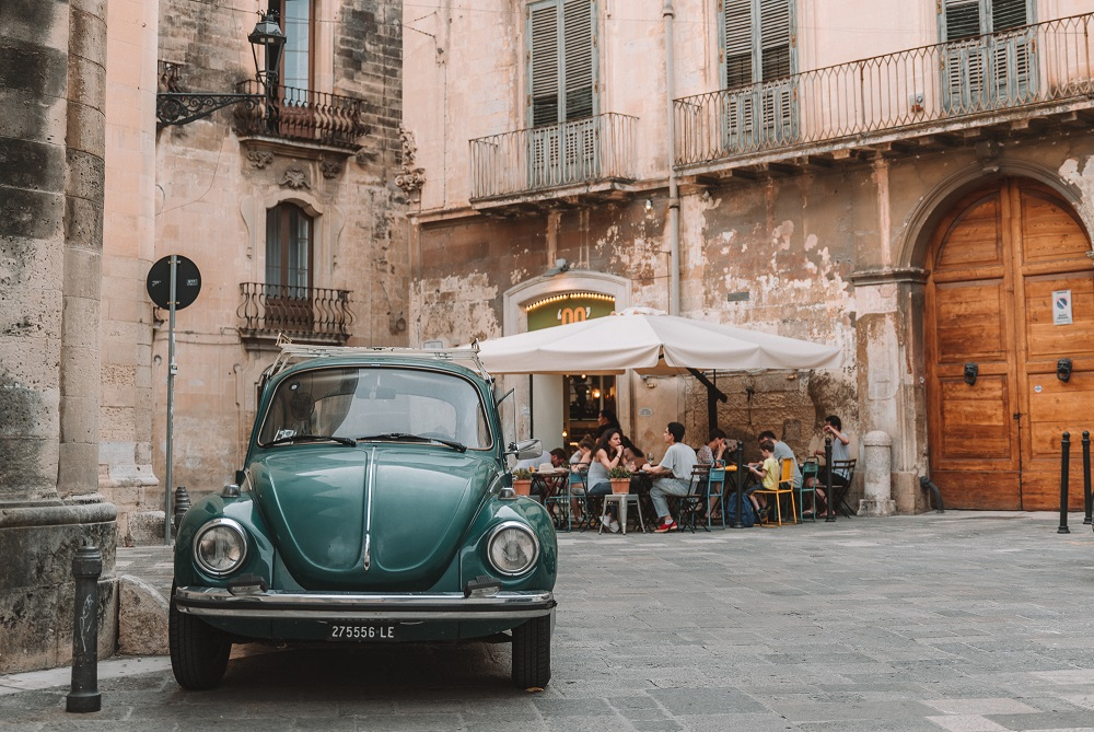 Even the most touristic of attractions are manageable in Puglia during early summer and you won't have to fight the crowds.