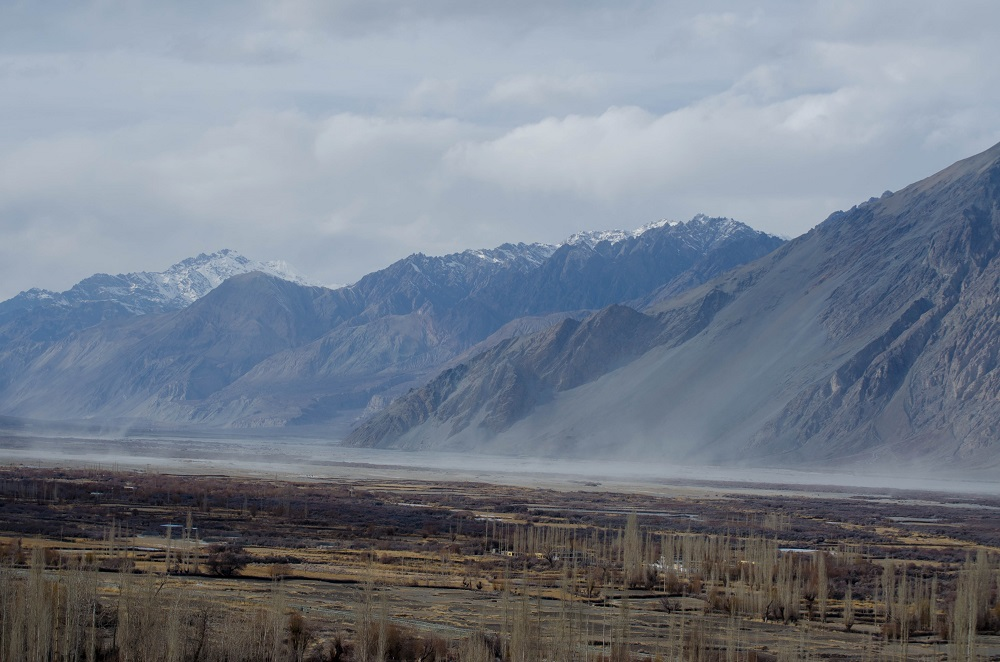 Pedalling past Himalayan nomads, army camps, and one of the highest peaks in the world in ladakh is not just a thrill, but a spiritual experience.