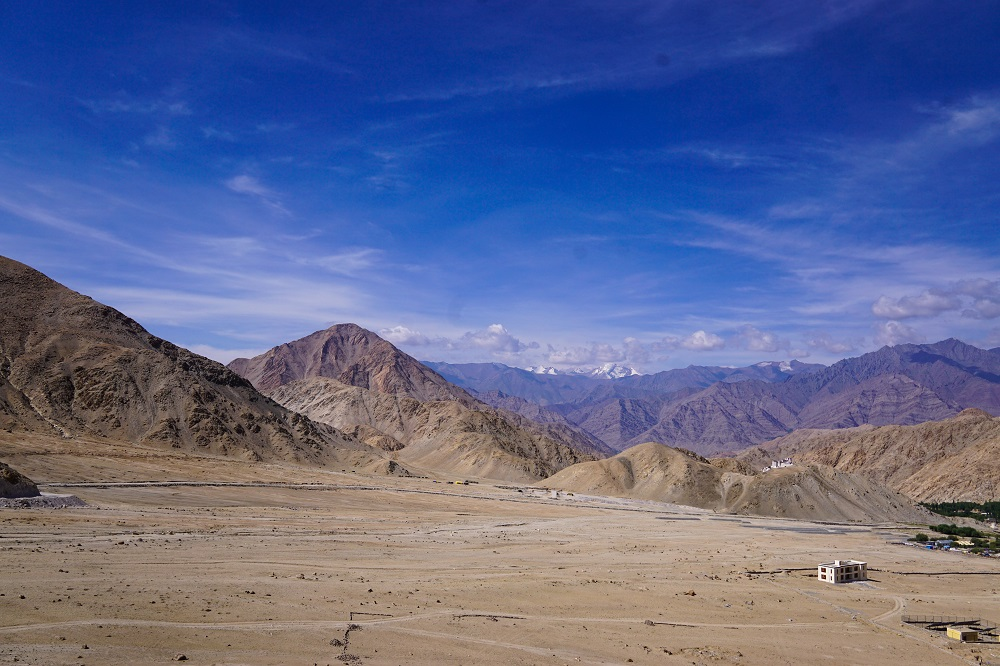 Volunteering in Ladakh before your road trip offers you a better perspective of the their everyday life in this fragile region.