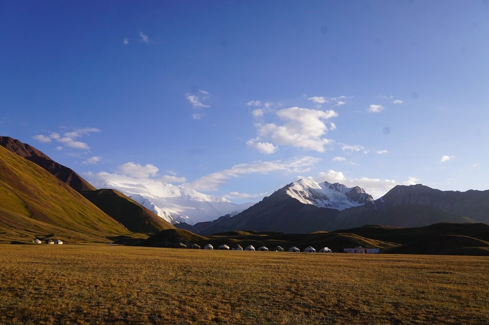 A glimpse of the far-flung places in Kyrgyzstan.