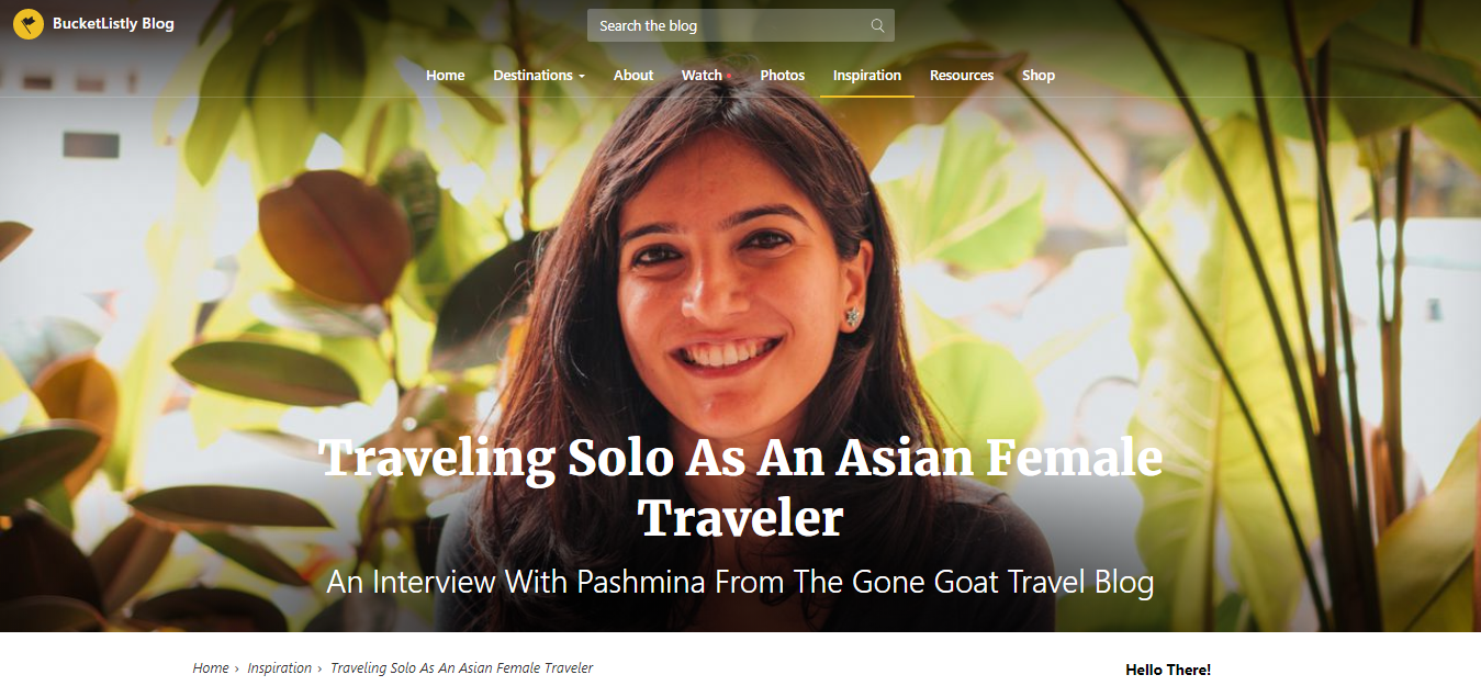 Traveling Solo as an Asian Female Traveler - An Interview with Pashmina from The Gone Goat Travel Blog.png