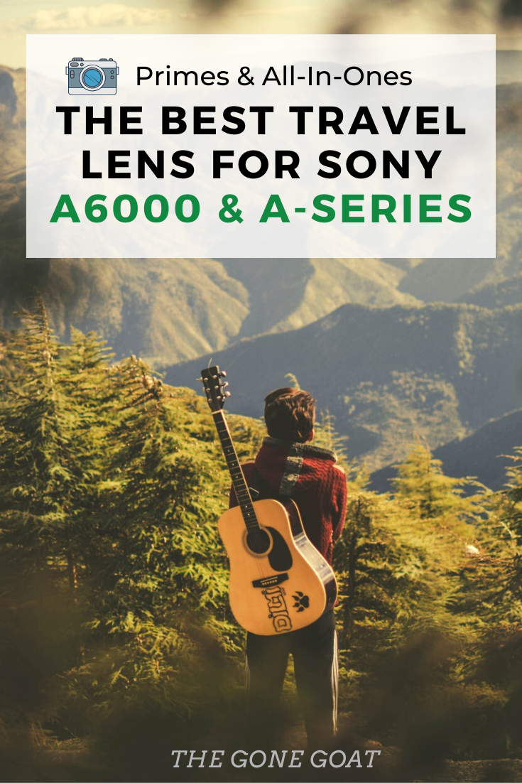 It is 2020, and the talk of the best travel lens, be it prime or all-in-ones for Sony A6000 and the entire A-series range accounts for the best mirroless camera setup of all time. From documenting wildlife, street life to even capturing portraits, here are the best travel lens for the Sony A-series. #besttravellens #besttravelcamera #travelphotography #travelinspiration #travelideas #travelgear #travellens