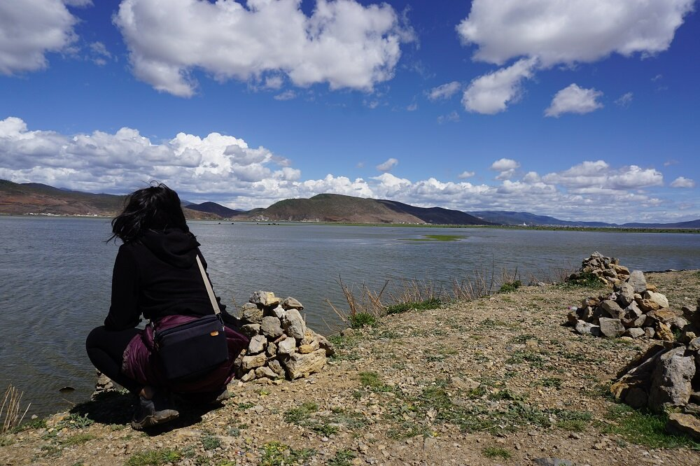 Cycling-Napa-hai-Lake-shangri-la-zhongdian.JPG
