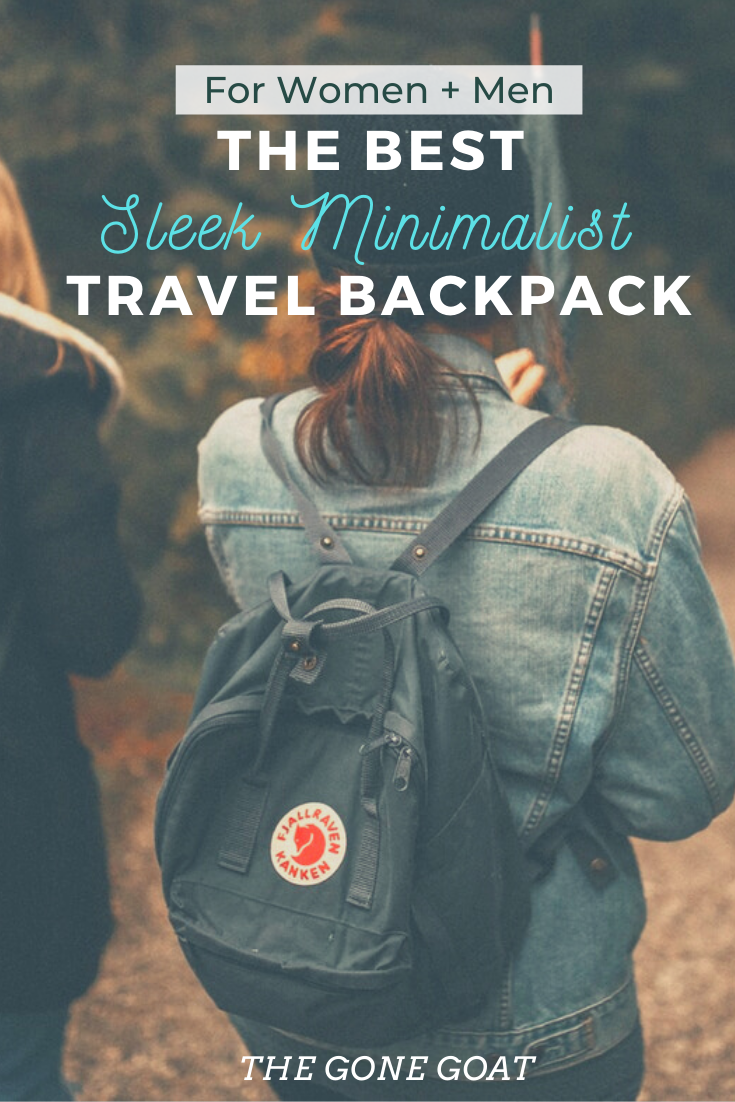 There's something liberating about travelling all of your travel essentials in one minimalist travel backpack. This list of having the ultimate and durable minimalist travel backpack for travel will work for you if you are backpacking for your first solo trip or an individual who prefers to travel light.   #besttravelbackpack     #minimalistfashion     #travelbackpack     #travelpackinglist     #packinglist     #travel     #backpack