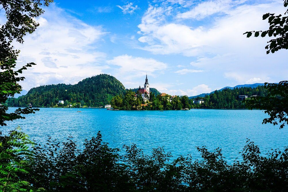 Here are one of the many ways to get to lake bled from Ljubljana