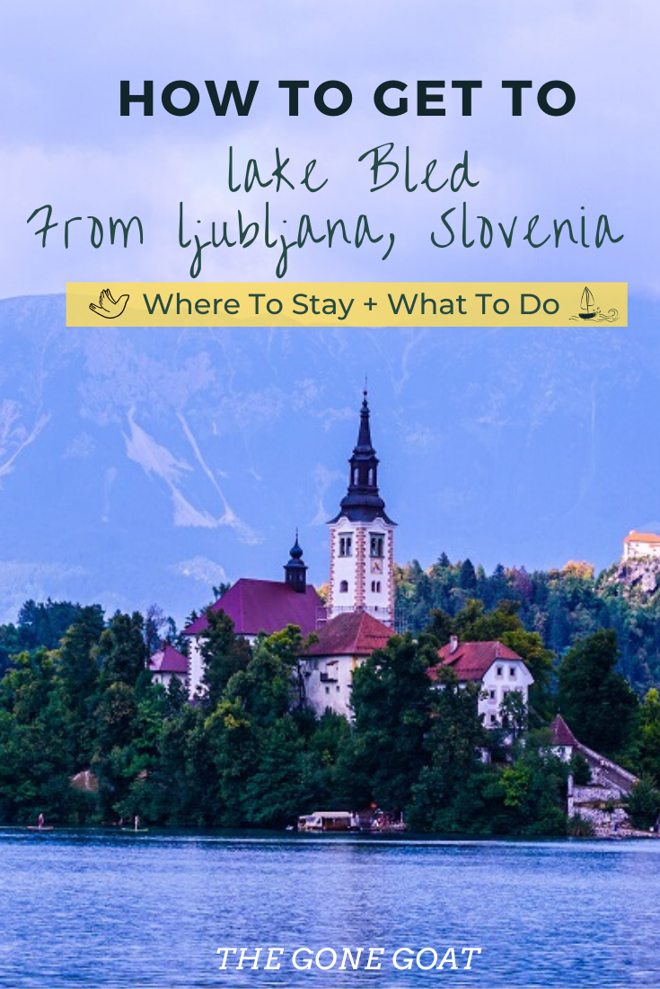 Here's a detailed guide of how to get from Ljubljana to Lake Bled by bus and other transport, what to do in Lake Bled and where to stay. One can't imagine the magnificence and beauty of Lake Bled in this part of the world. #slovenia #traveldestinations #europetravel #sloveniatravel #solotravel #lakebled #lakes #mountains #travelinspiration #ljubljana #bucketlistravel #travel