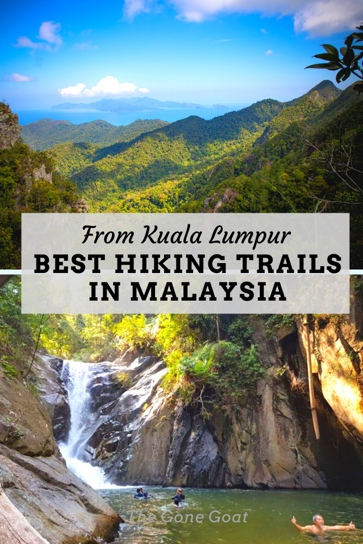 Here are some of the best hiking trails spots in and near Kuala Lumpur to start with. The hiking trails in and near Kuala Lumpur are steep, muddy, technical and sometimes not much of a trail compared to our Southeast Asian neighbours but that's what makes it particularly enthralling #kualalumpur #travelmalaysia #hikingtrails #hikingasia #asiatravel #traveldestination #hiking
