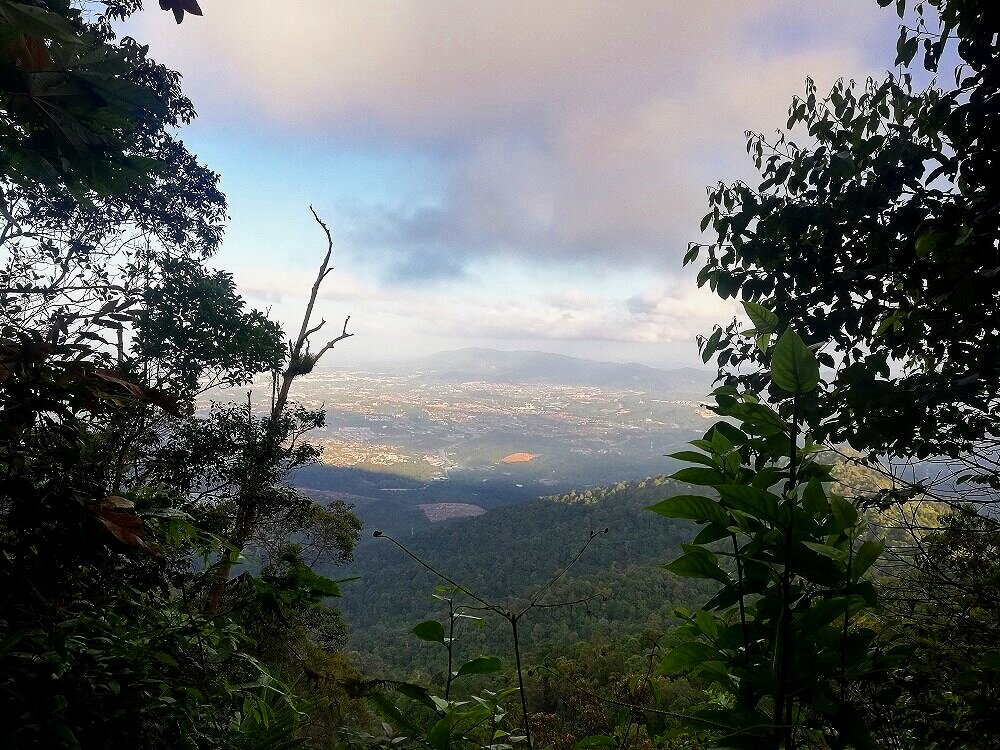 Gunung angsi, one of the best hiking spots in malaysia