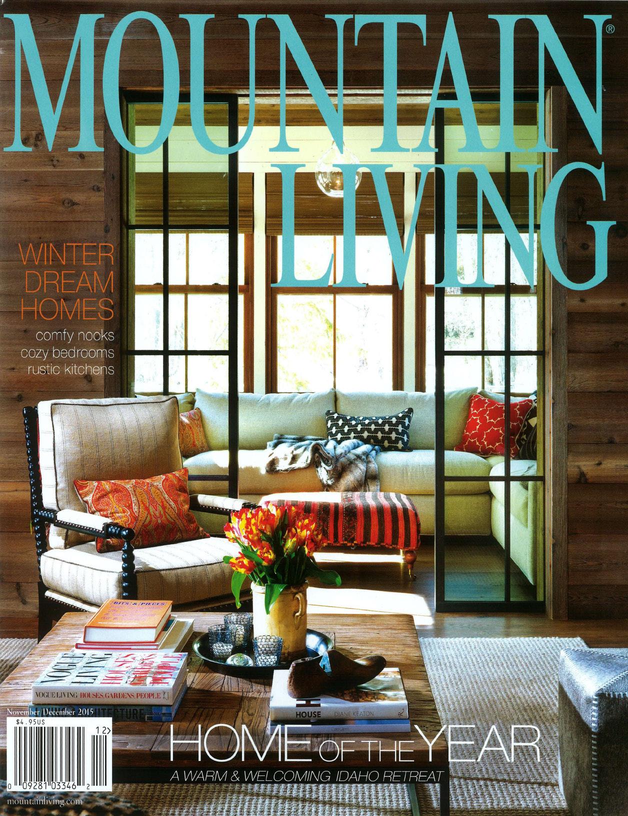 Mountain Living 2015 | Design Associate Inc.