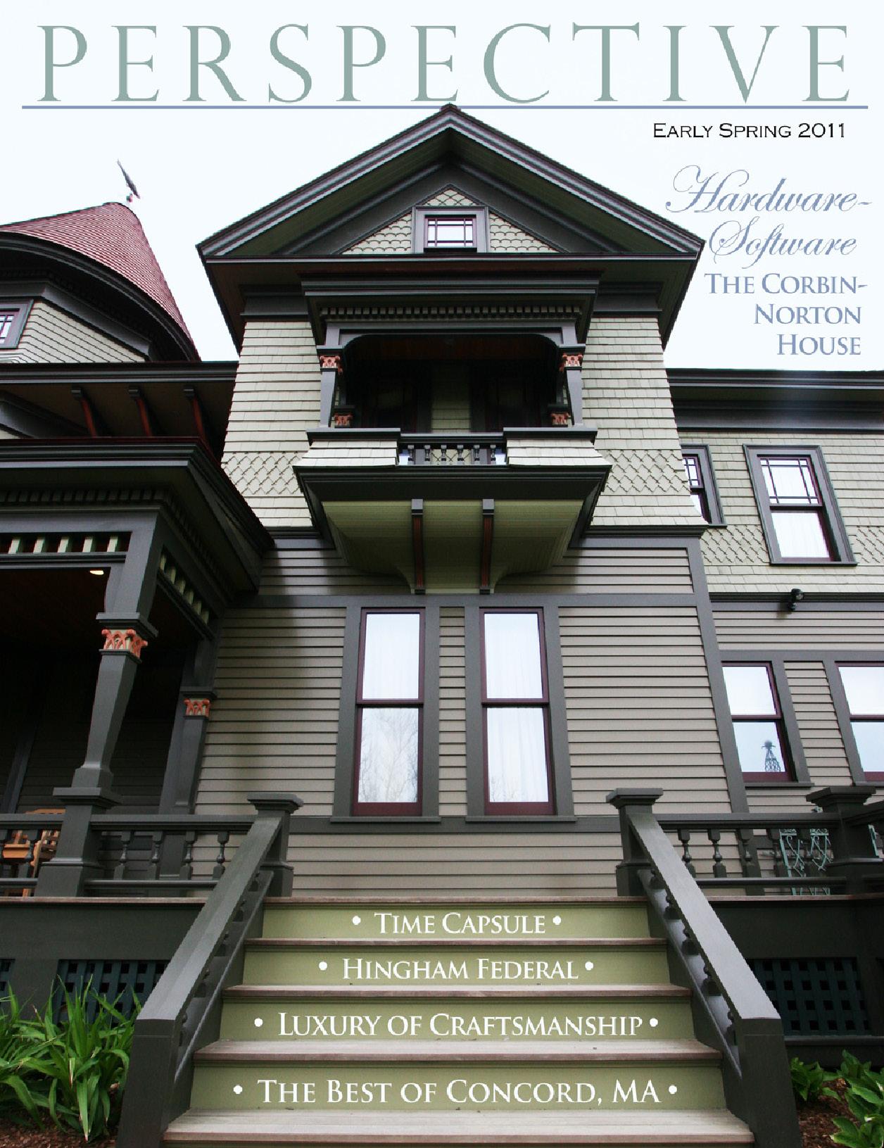Perspective New England 2011 | Design Associates Inc.