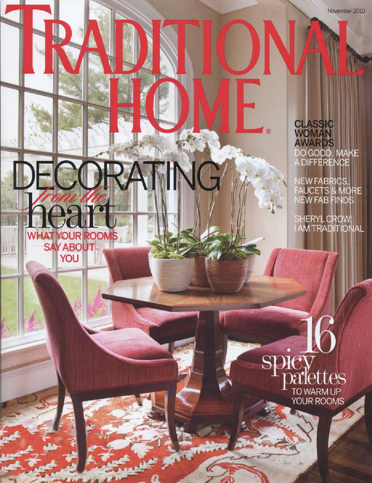 Traditional Home 2010 | Design Associates Inc.