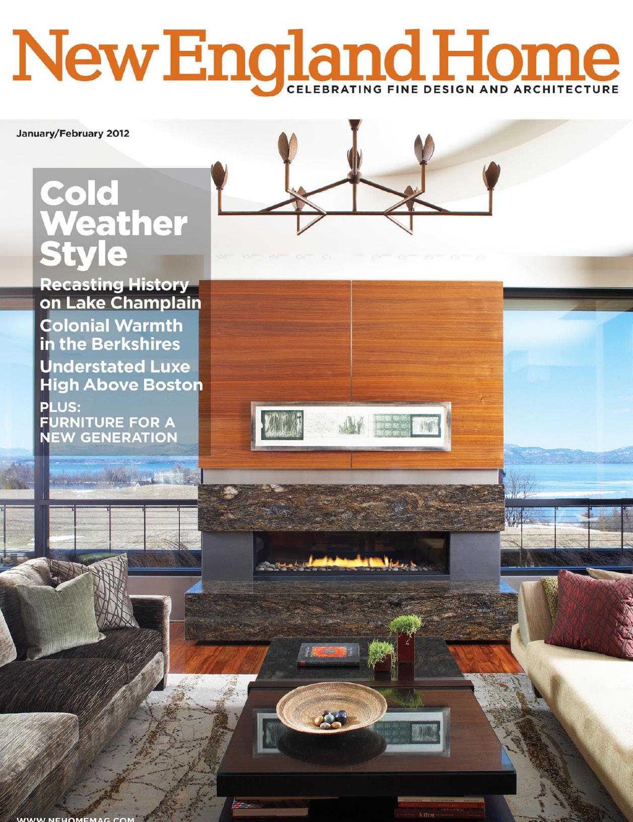 New England Home 2012 | Design Associates Inc.
