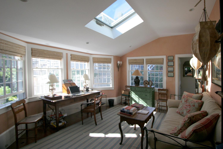 The George Lawrence House  Skylight   Design Associates
