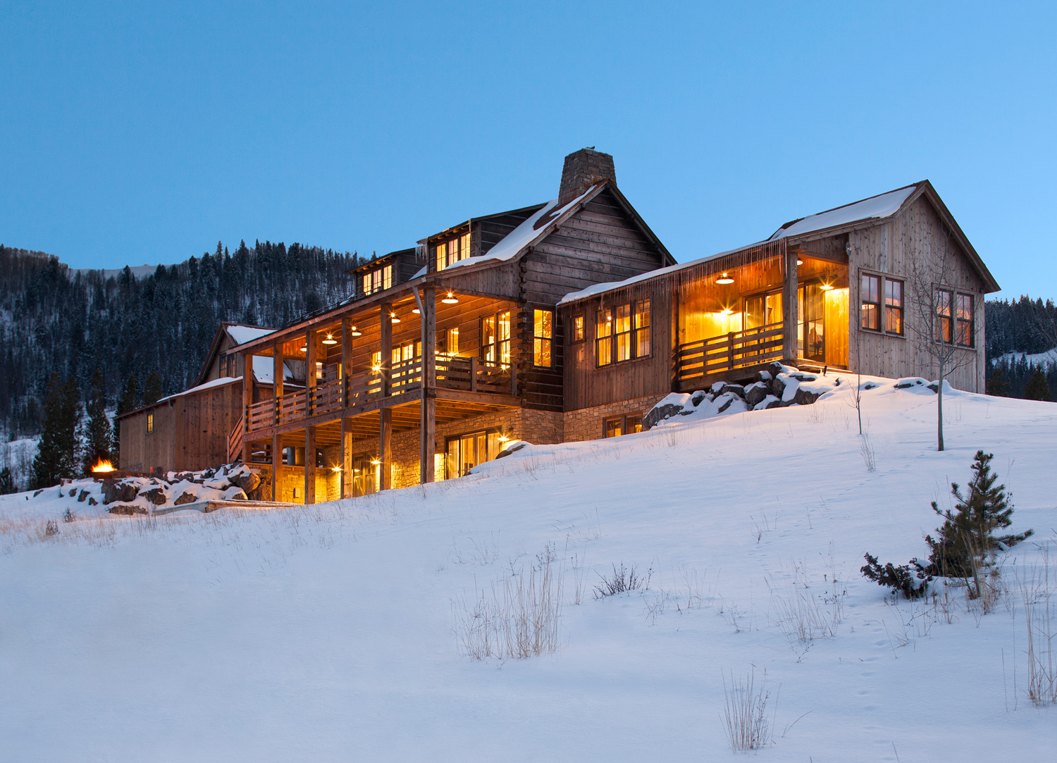 Colorado Dude Ranch | Design Associates