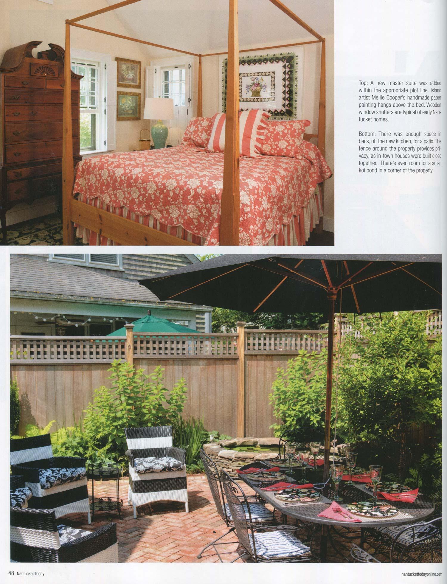 Nantucket Today 2015 | The Christopher Swain House | Design Associates