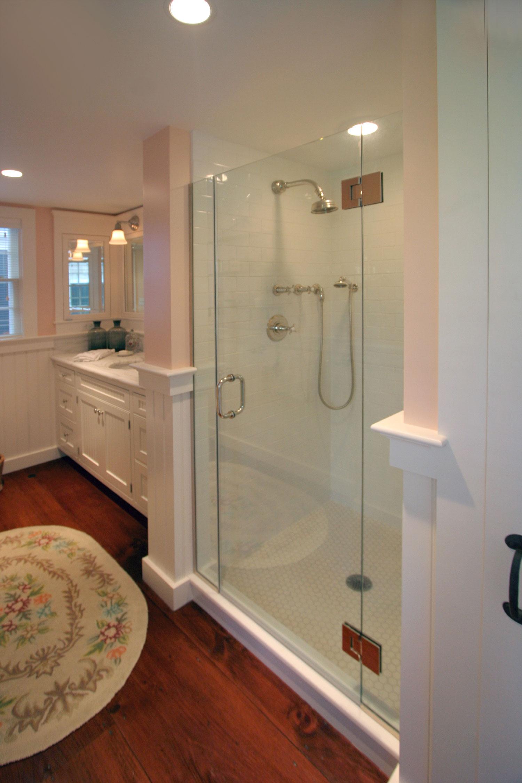 The George Lawrence House  Bathroom   Design Associates