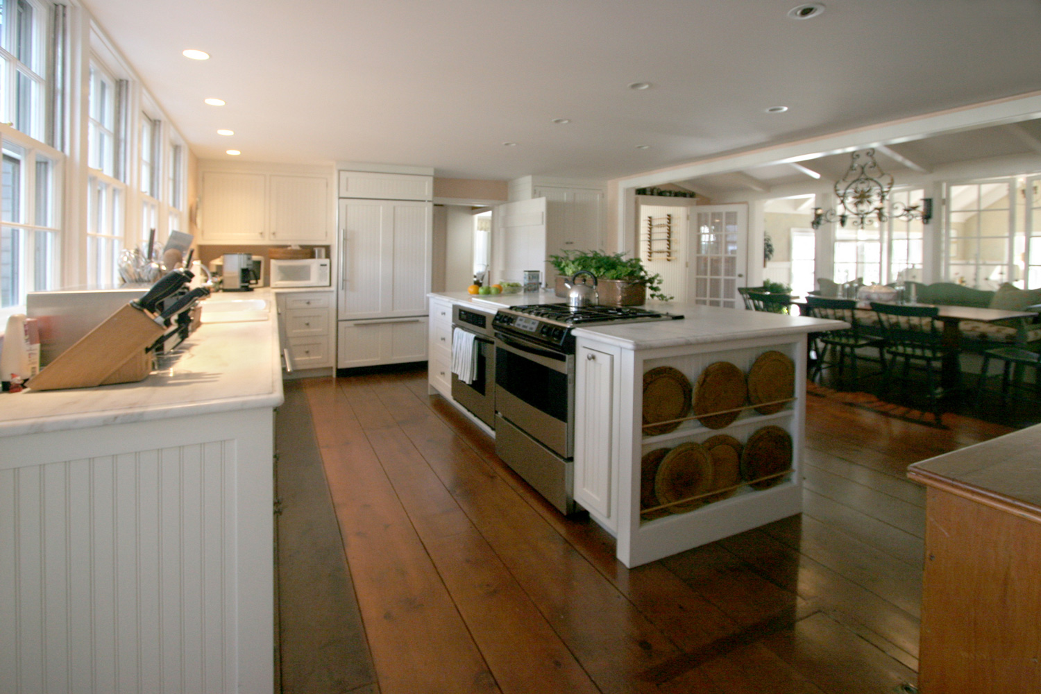 The George Lawrence House  Kitchen   Design Associates