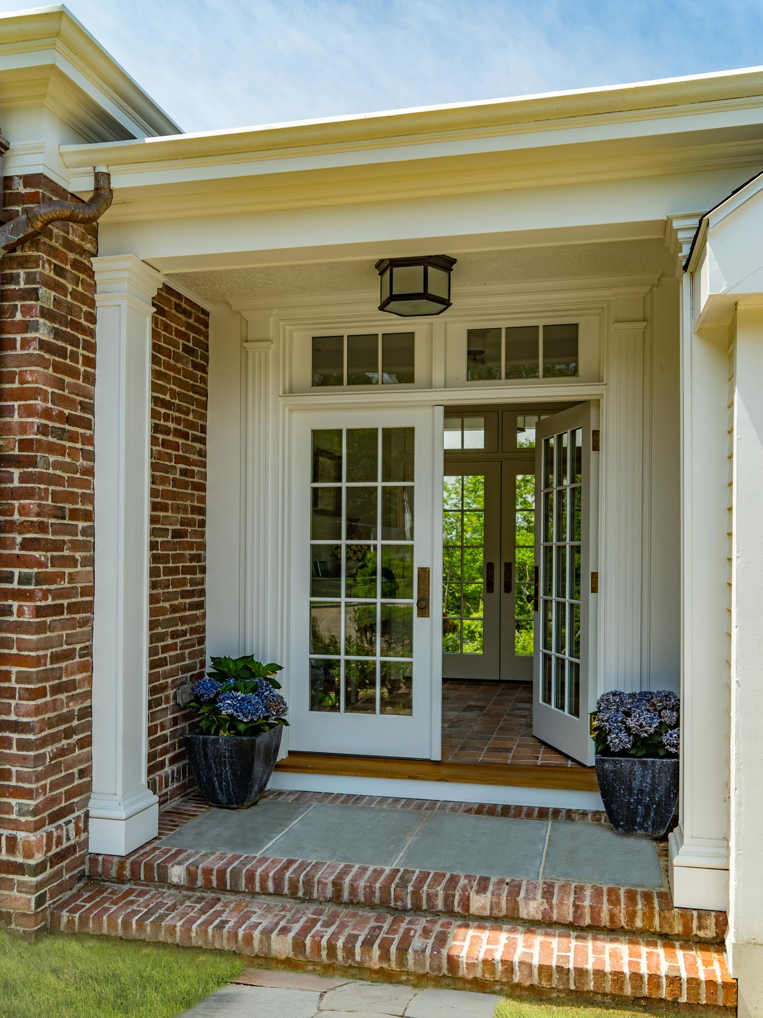 The Babson Residence | Mudroom | Design Associates Inc.
