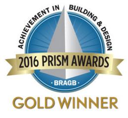 Prism Award   Gold