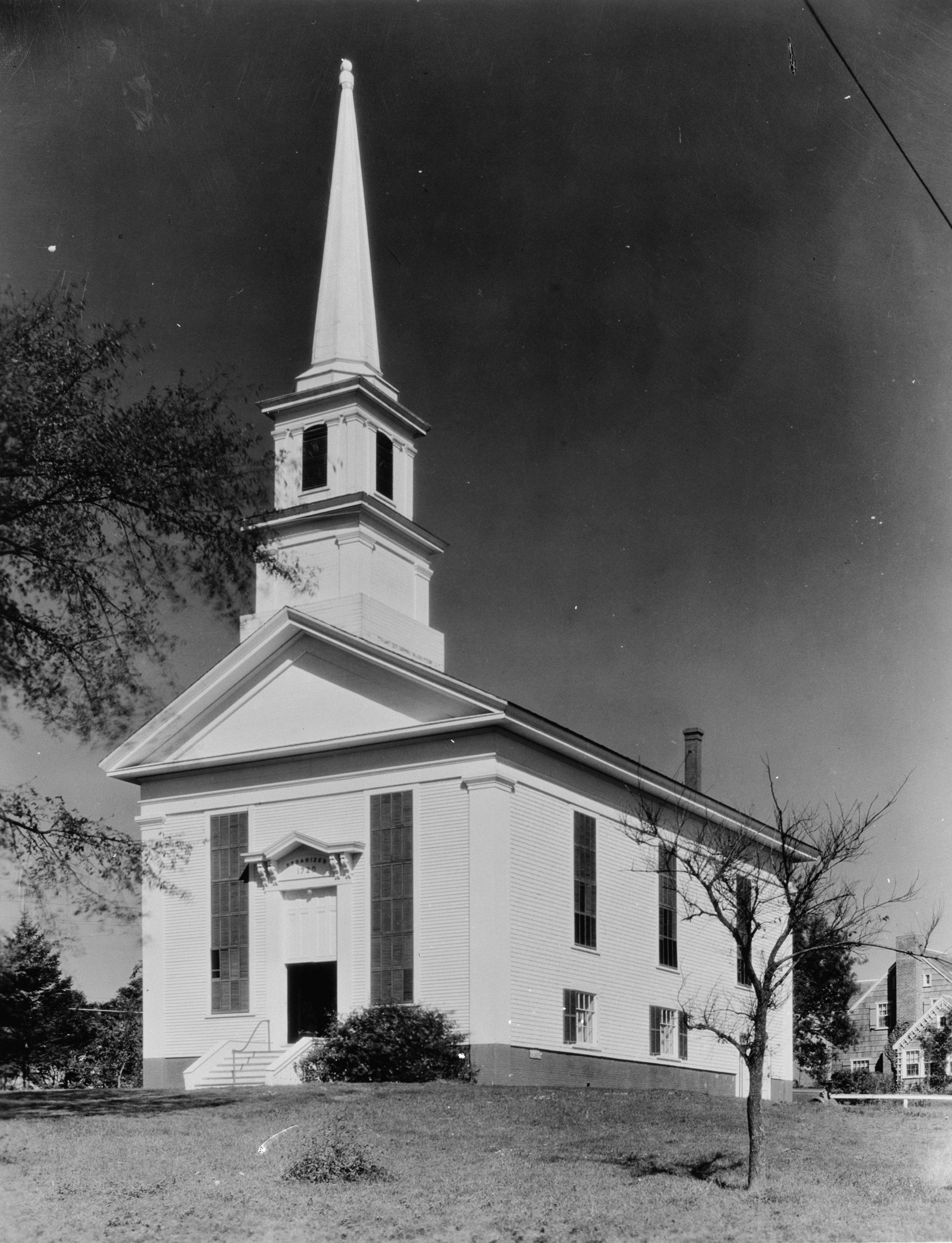 1936 Historic American Buildings Survey Image