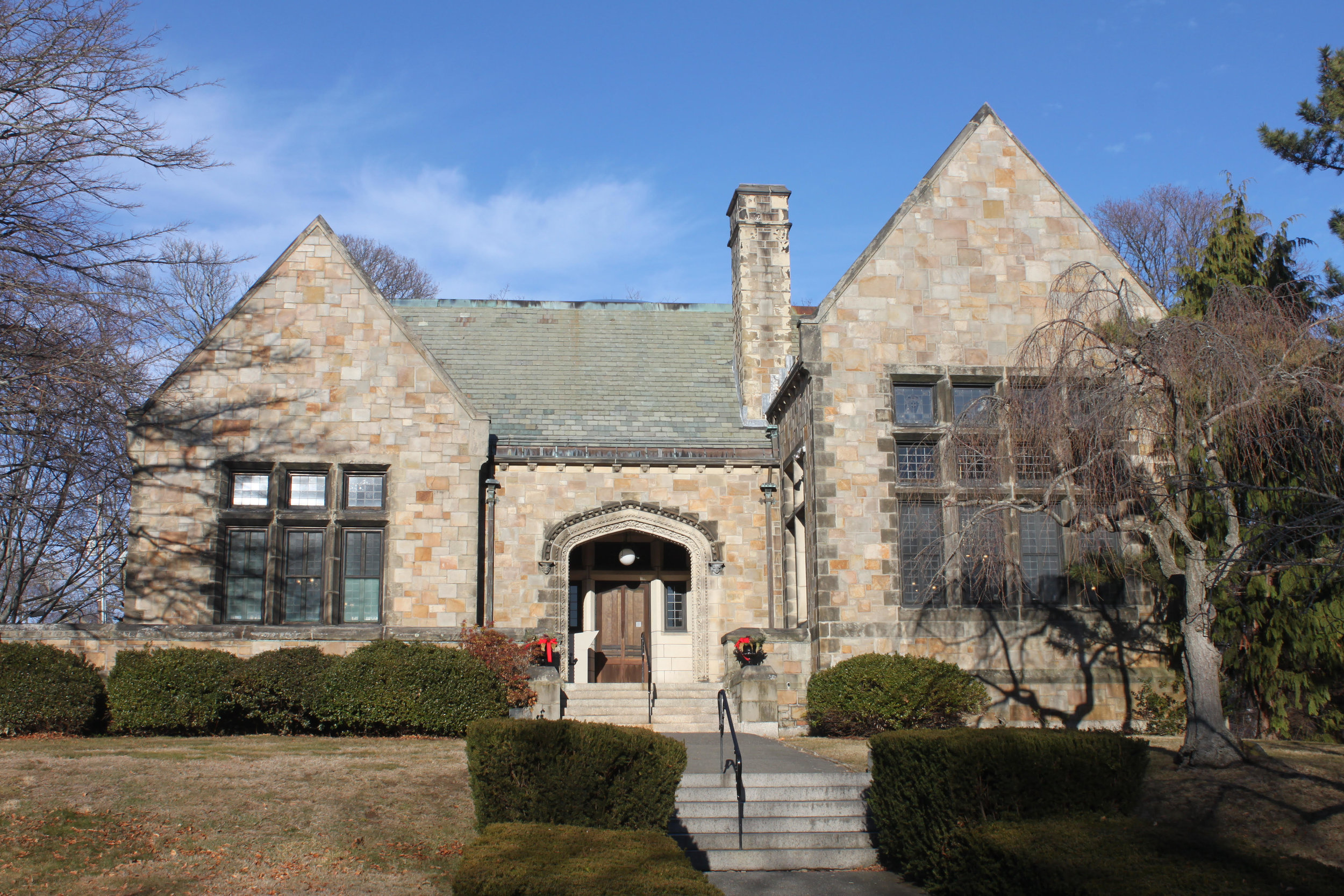 Nahant Town Library